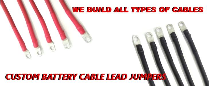 Hook up jumper leads